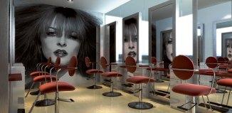 salon haircut beauty business