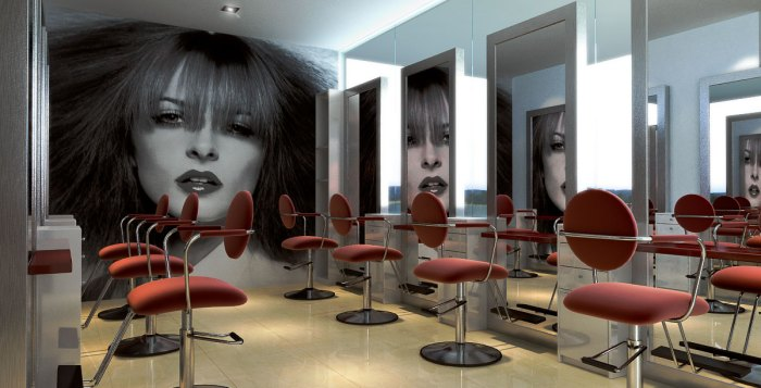 salon haircut beauty business