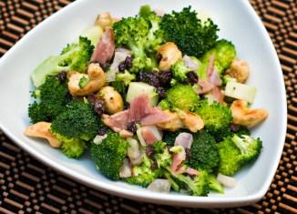 Broccoli protein