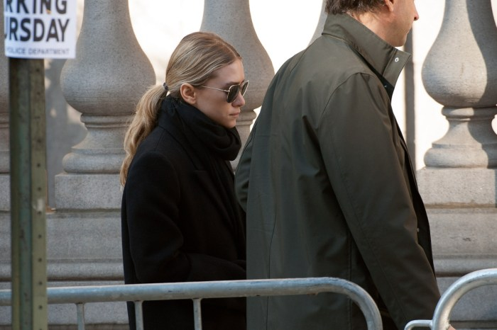 Ashley Olsen (Photo Credit: Huffington Post)