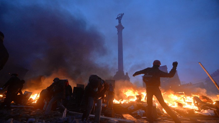 After (Photo Credit AFP/Sergei Supinsky)