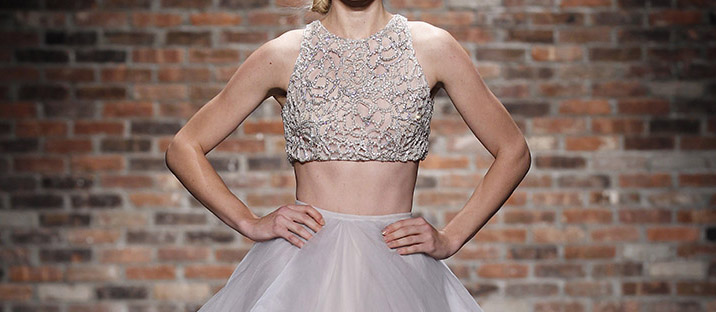 Peep-A-Nipple: 8 Risque Wedding Gowns For The Daring Bride