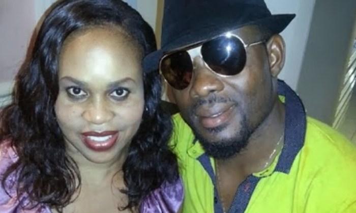 Emeka-Enyiocha and wife