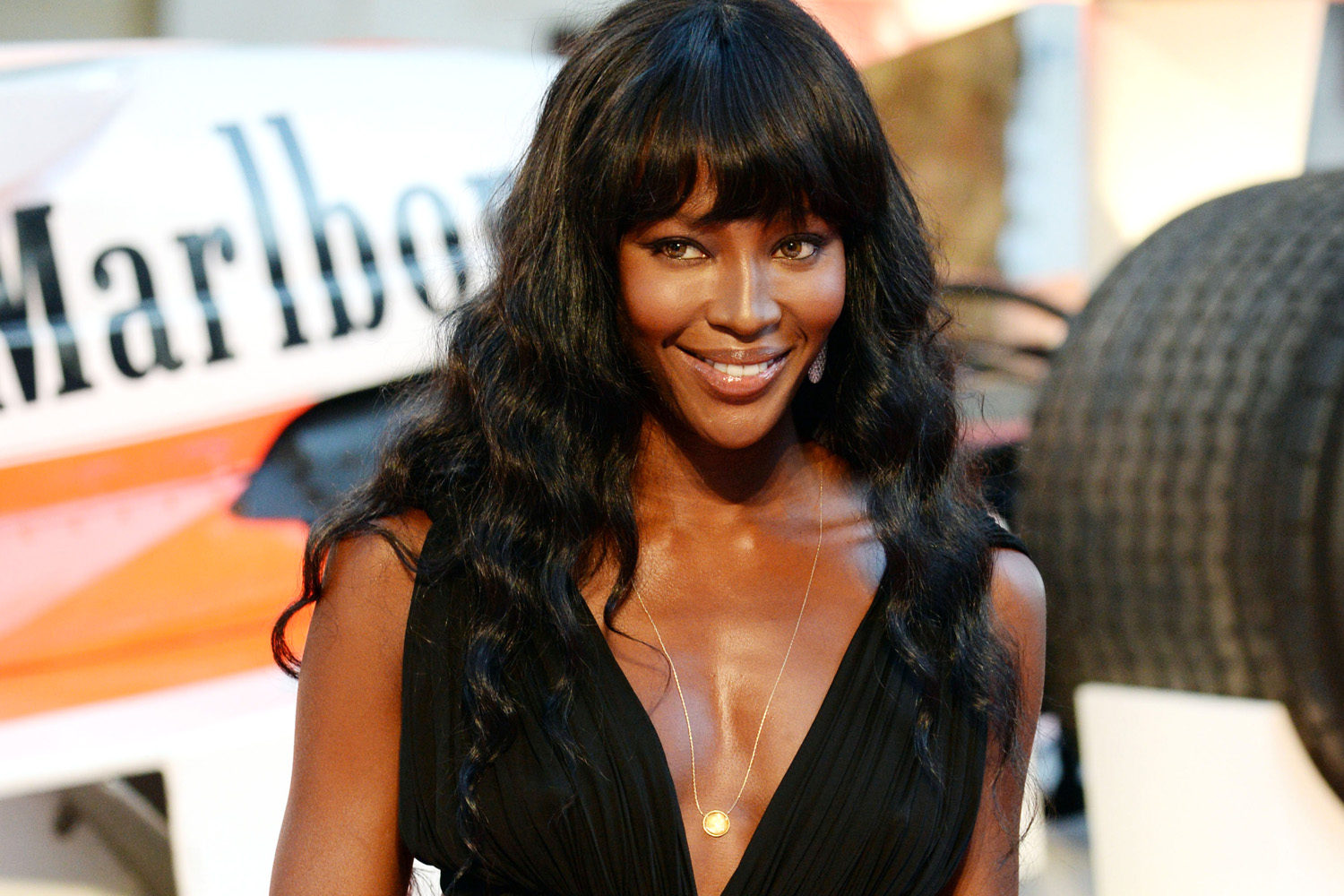Ageless Naomi Campbell Poses Nude For Vogue And Lui Magazine Look