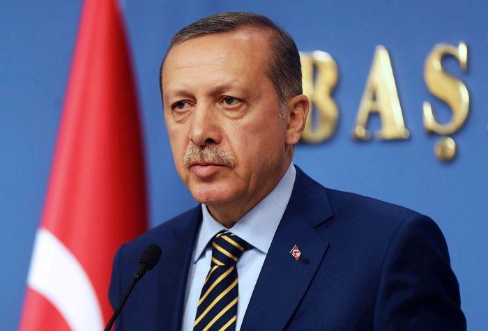 Recep Erdogan, Benjamin Netanyahu,