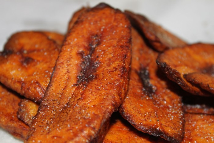 fried plantain the trent