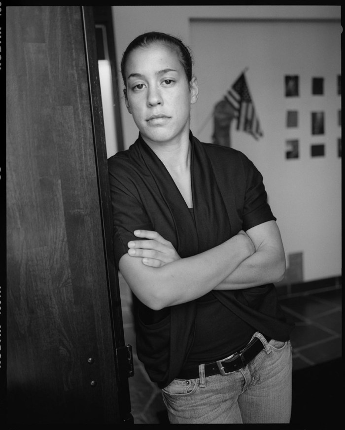 Katie Miller -- New Haven, Conn. 2011 U.S. MILITARY ACADEMY, WEST POINT (2008-2010) Resigned commission on moral grounds