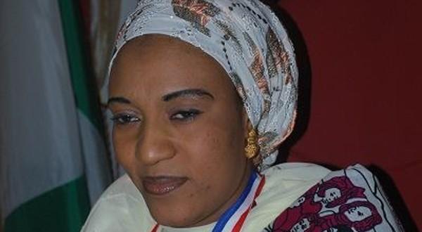 Hajiya Nana Kashim Shettima, wife of Borno Governor