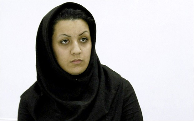 Rape victim Reyhaneh Jabbari has been sentenced to death in Iran  (Photo Credit: REUTERS)