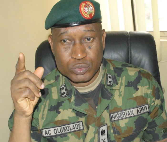 Major General Chris Olukolade, Director of Defense Information ((DHQ Photo)