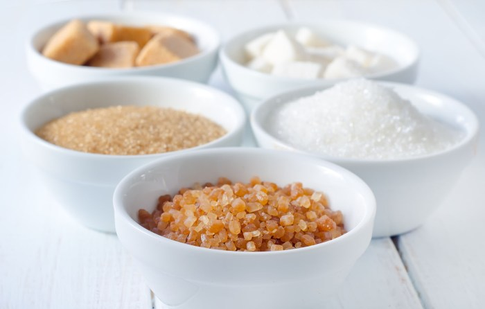 Sugar substitutes and artificial sweeteners