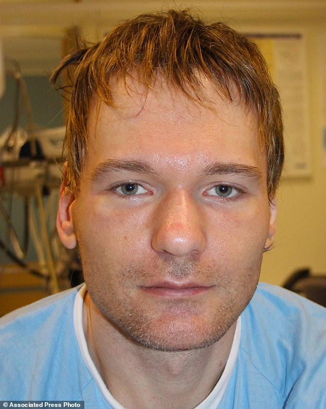 Picture distributed by Norwegian police, Tuesday April 8, 2014, shows a man who understands five languages but claims he can't remember his own name. According to police the man in his mid-twenties was found abandoned in bad condition in the snow in Oslo in December 2013, he speaks with an eastern European accent but is unable to remember who he is, so police are seeking help from the public to identify him. (Photo Credit: AP / Norwegian Police)