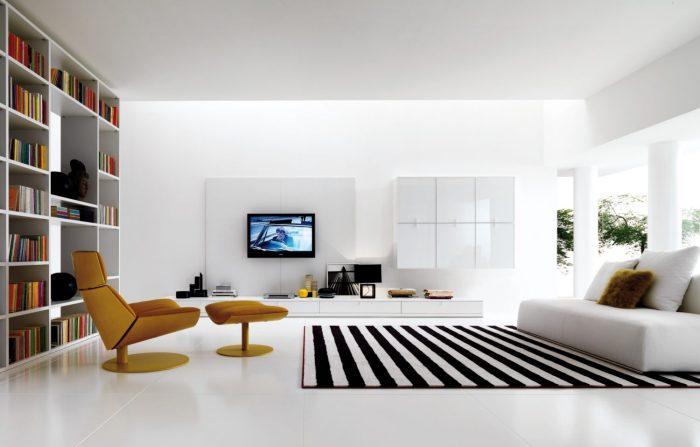 minimalist luxury home