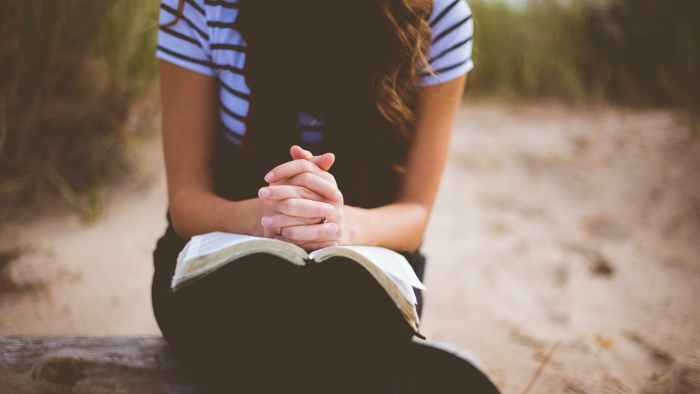 pray prayer