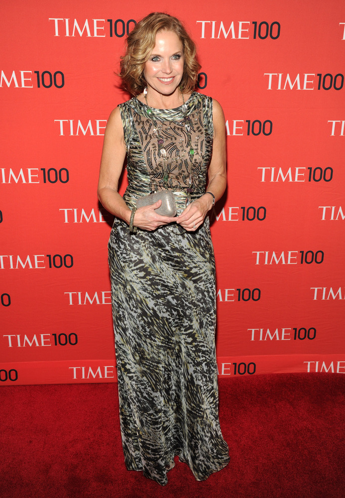 Katie Couric  (Photo Credit: Getty Images)