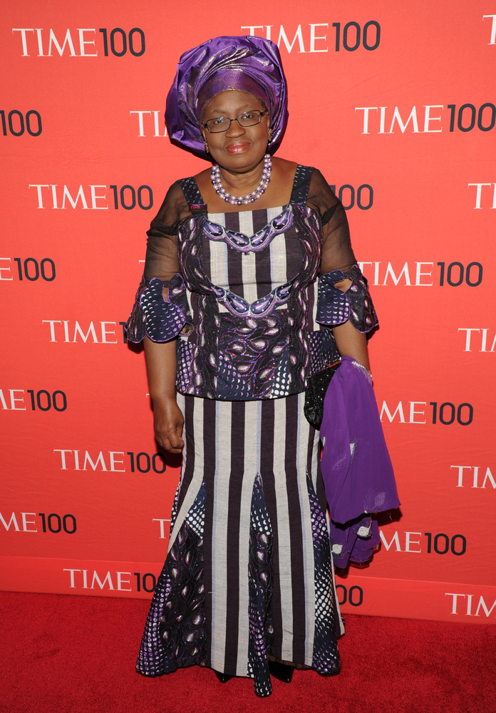 Ngozi Okonjo-Iweala (Photo Credit: Getty Images)