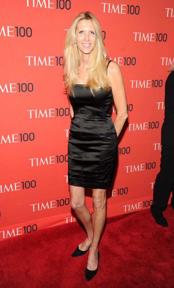 Ann Coulter  (Photo Credit: Getty Images)