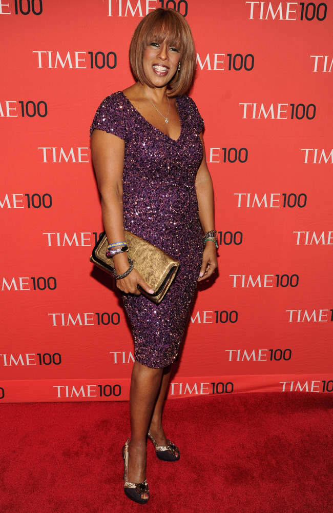 Gayle King (Photo Credit: Getty Images)