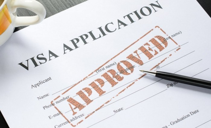 Visa, Embassy, Approval visa-on-arrival