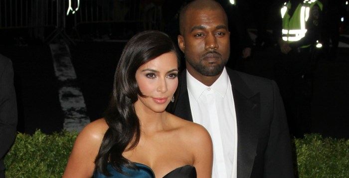 Kim Kardashian and Kanye West pregnant