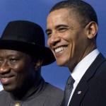 Obama Jonathan
