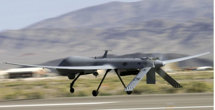 ISIS US Drone