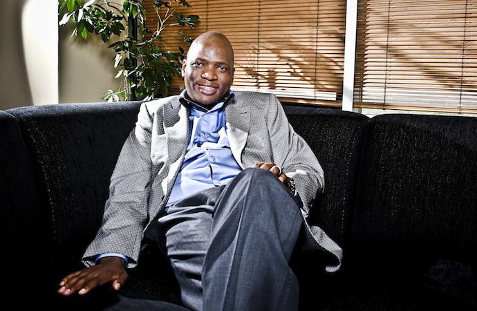 Hlaudi Motsoeneng , COO SABC