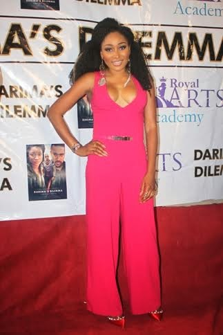 Movie Premiere (Photo credits: Linda Ikeji)