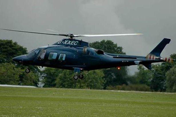 Air we go: Agusta A109S