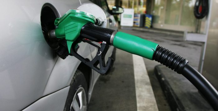 Nigerians Pump petrol price