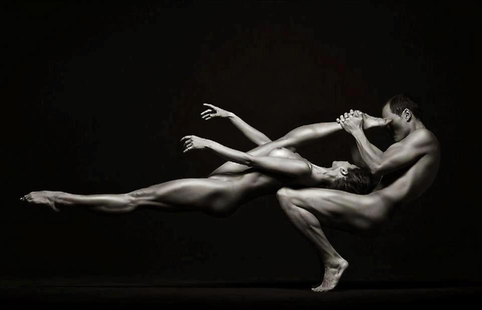 пары танцующие голыми - 13