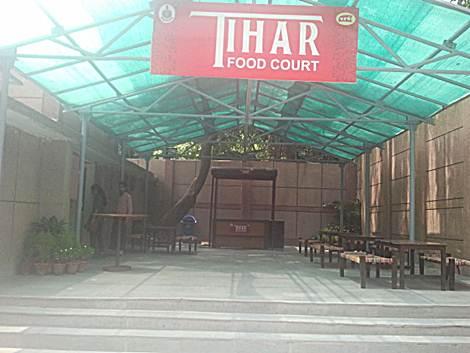 Tihar Food Court [Photo Credit: Yes Punjab]