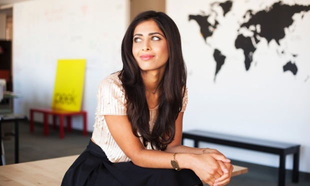 Ruzwana Bashir is the co-founder and CEO of Peek.com. Michelle Drewes (Photo Courtesy: Michelle Drewes/PR)