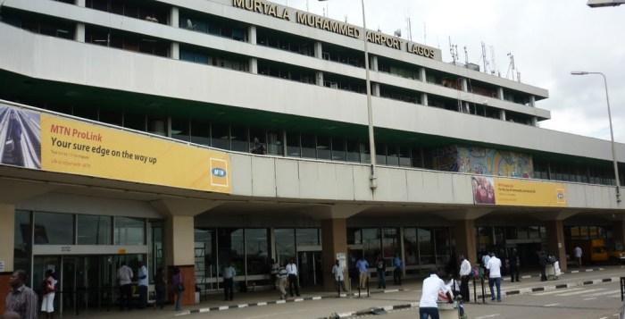Lagos International Airport: Murtala Mohammed Airport, Ikeja