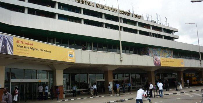 Murtala Mohammed International Airport, Lagos grandmothers