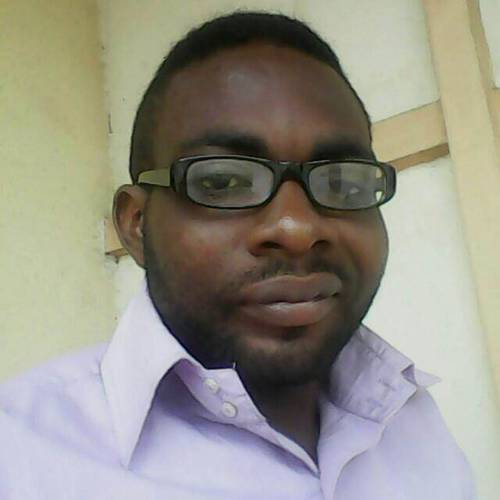 Dennis, the fiance of the late nurse Justine, who died of Ebola virus [photo credit: Sahara reporters]
