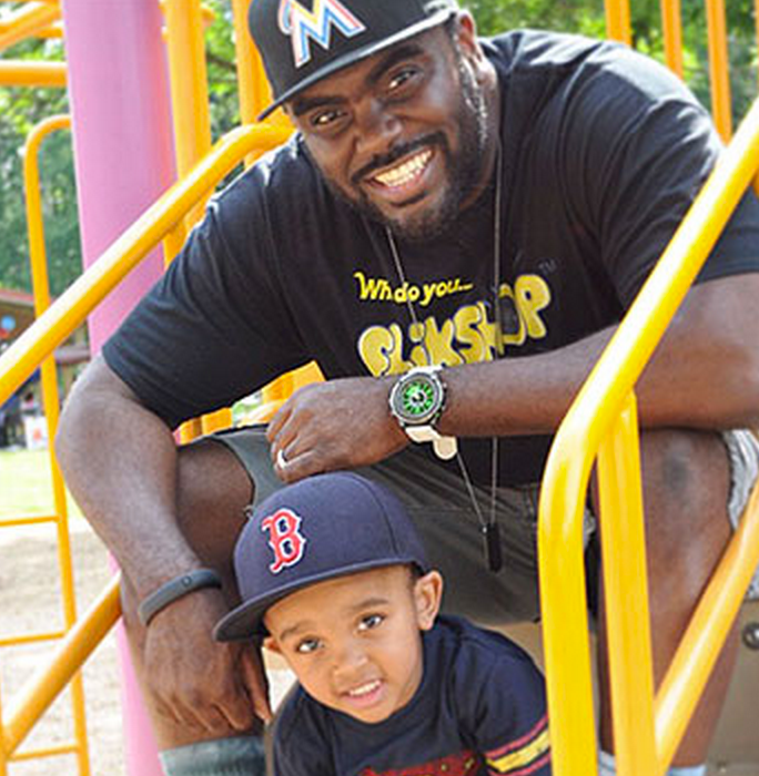 Marcus Bullock was sent to prison at the age of 15 [Photo Credit: Financial juneteenth]
