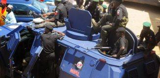 Ekiti Maina Police highway Anambra