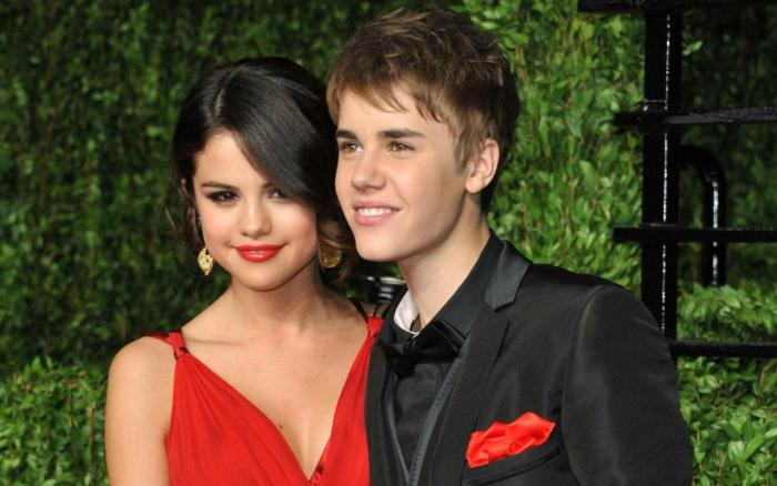 Justin Bieber and Selena Gomez (Photo Credit: Fans Page)