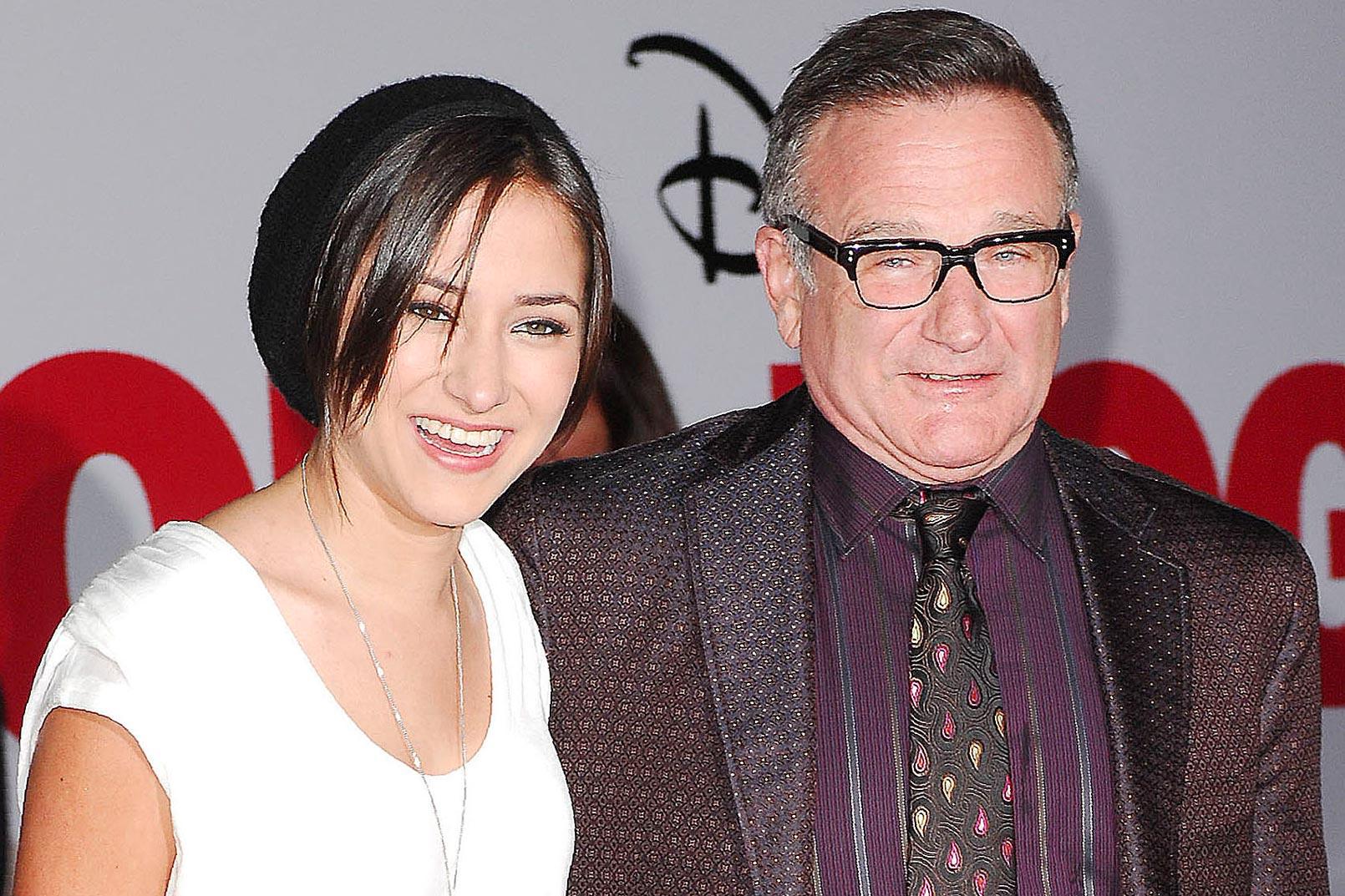 Robin Williams' Daughter Zelda Deletes Twitter Account After ...