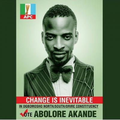 9ice Releases Political Campaign Poster Under APC - The Trent