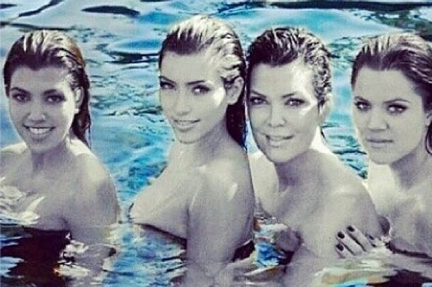 The Kardashian women (Photo Credit: Kris Jenner/Instagram)