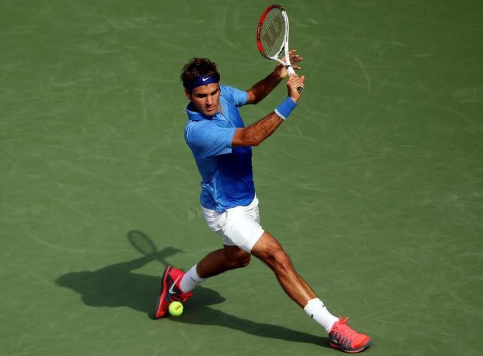 Roger Federer [Photo Credit: Clive Brunskill]