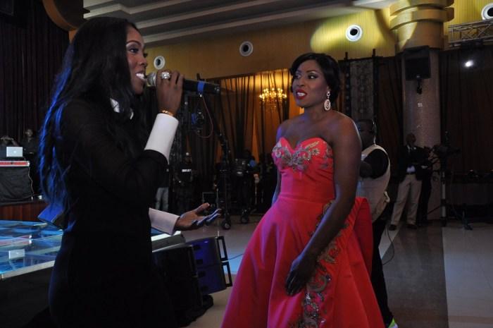 Tiwa Savage and Mo