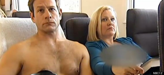 Naked women in body oil