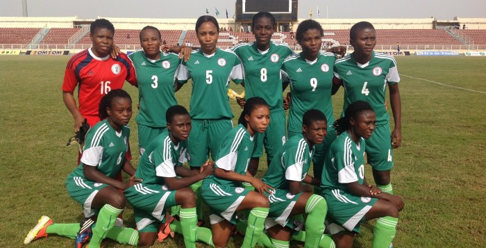 Nigeria, France, Super Falcons