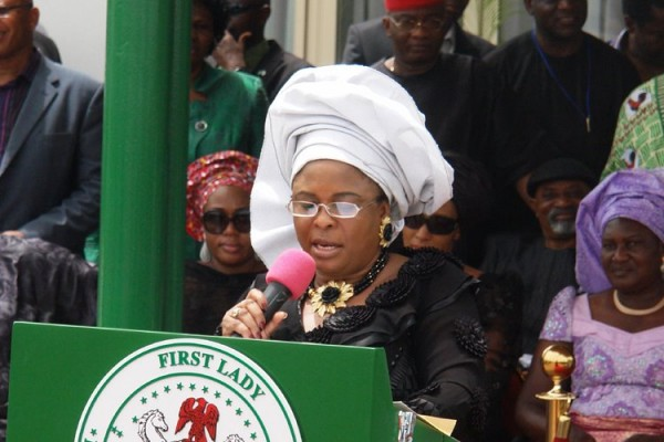 First Lady Of Nigeria,Patience Jonathan