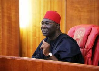 PDP Deputy Senate President, Ike Ekweremadu