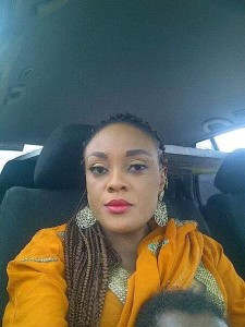 The Late renowned Nigerian actress, dancer and choreographer Kemi Omotoyibo (Facebook Photo)