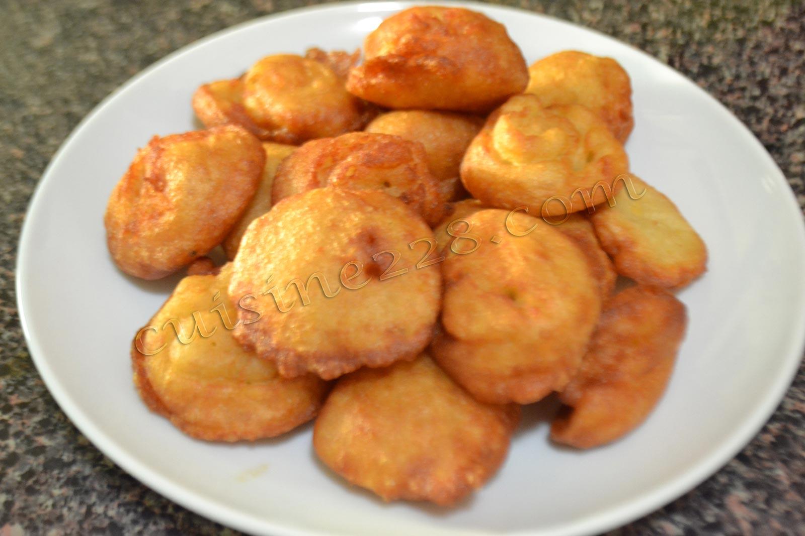 How To Make Nigeria's Popular Breakfast Food Akara - Bean Fritters ...